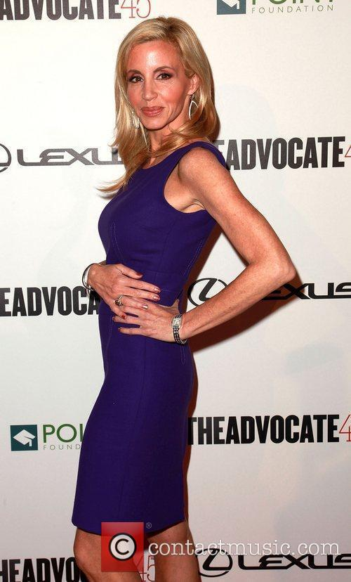 Camille Grammer  The Advocate 45th presented by...