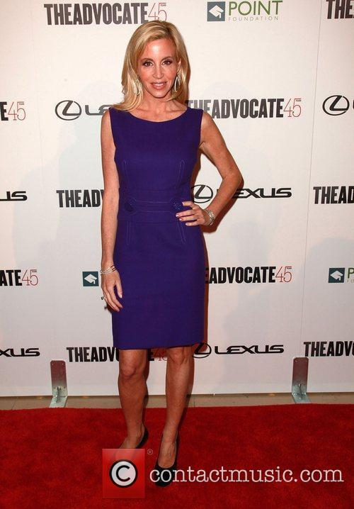 camille grammer the advocate 45th presented by 3805518