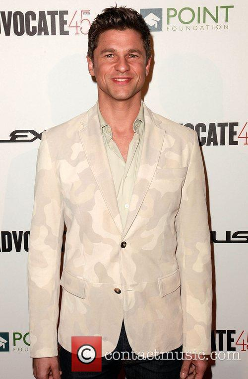 David Burtka  The Advocate 45th presented by...