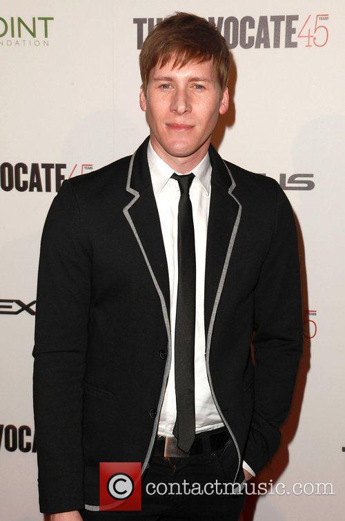 Dustin Lance Black  The Advocate 45th presented...