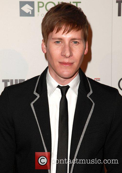 Dustin Lance Black and Beverly Hilton Hotel 3