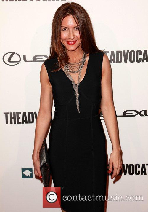 Michelle Clunie The Advocate 45th presented by Lexus...