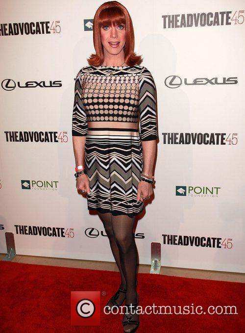 Miss Coco Peru The Advocate 45th presented by...