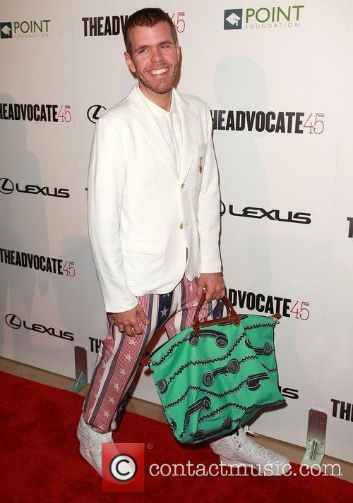 Perez Hilton and Beverly Hilton Hotel 3