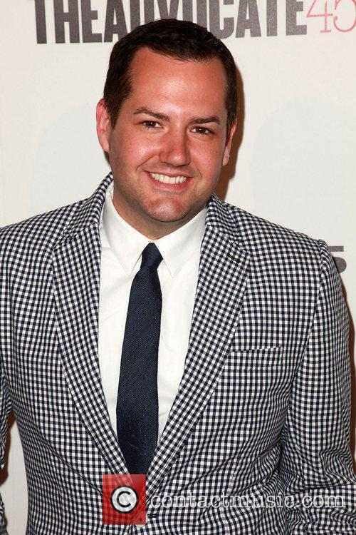 Ross Mathews The Advocate 45th presented by Lexus...
