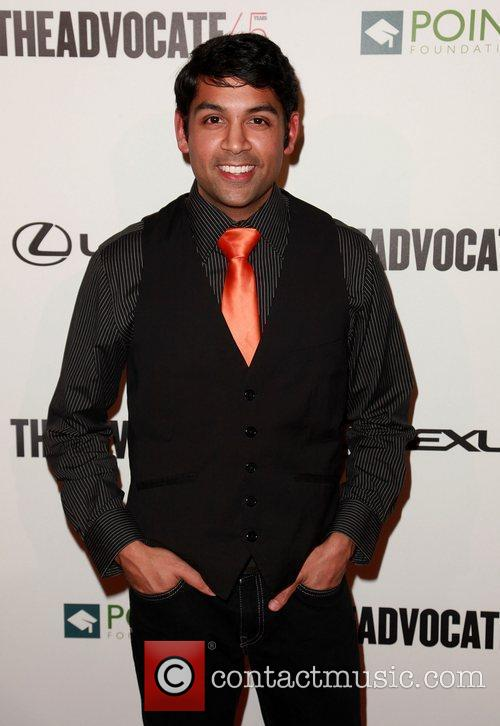 Shawn Parikh The Advocate 45th presented by Lexus...