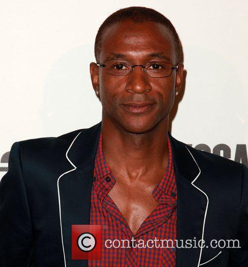 Tommy Davidson and Beverly Hilton Hotel 1