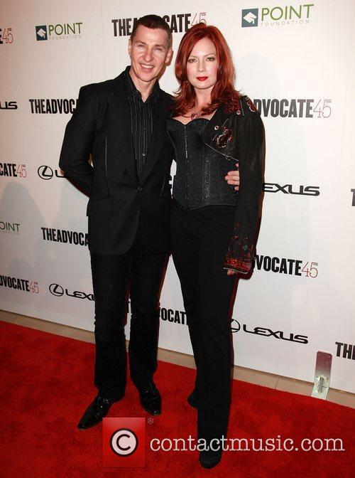 Traci Lords The Advocate 45th presented by Lexus...