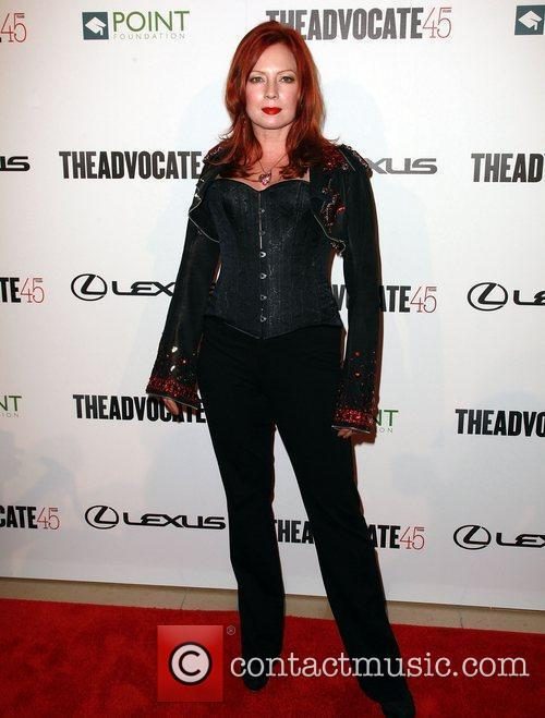 Traci Lords and Beverly Hilton Hotel 3