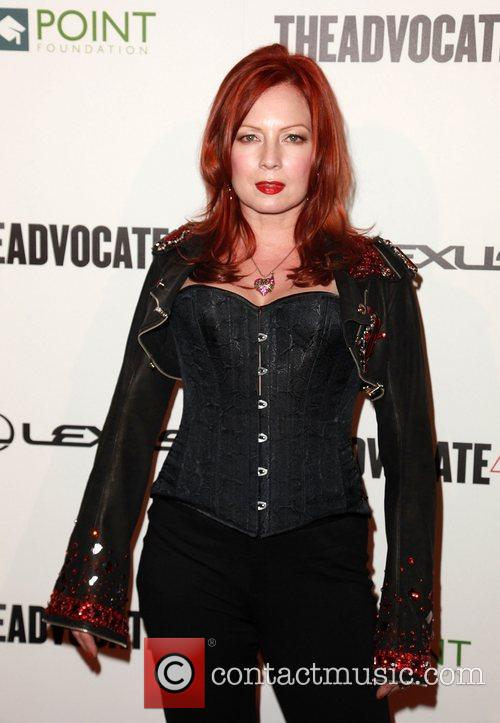 Traci Lords and Beverly Hilton Hotel 1