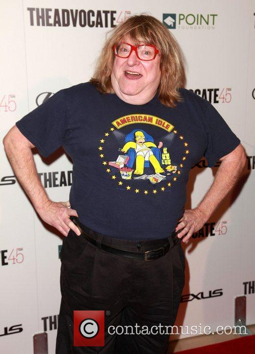 Bruce Vilanch and Beverly Hilton Hotel 1