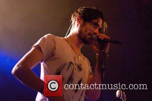 The All-American Rejects perform live at The Garage