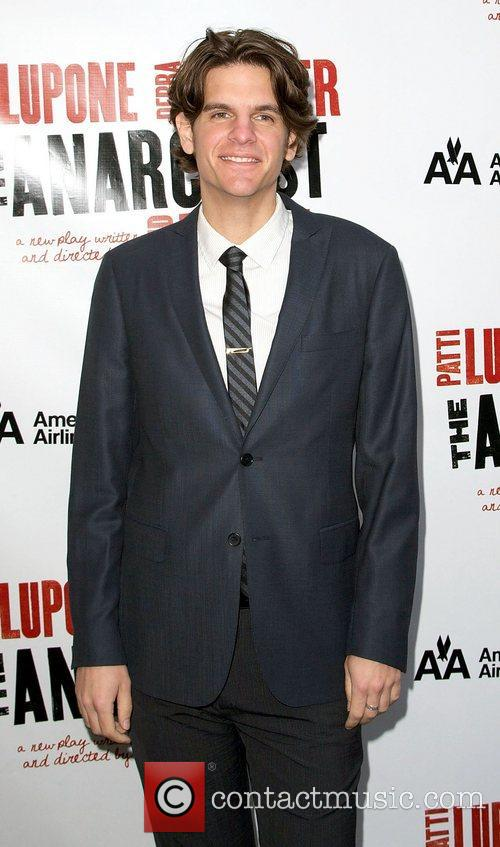 At the Broadway opening night of 'The Anarchist'...