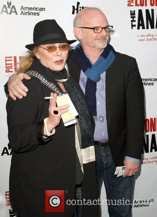 Elizabeth Ashley and Michael Wilson,  at the...