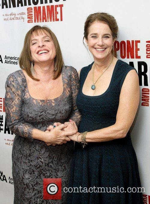 Patti Lupone and Debra Winger 5