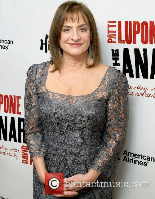 patti lupone at the broadway opening night 4189319