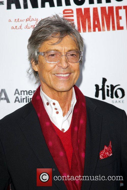 Tommy Tune,  at the Broadway opening night...