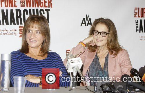 Patti Lupone and Debra Winger 2