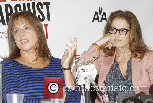 Patti Lupone and Debra Winger 3