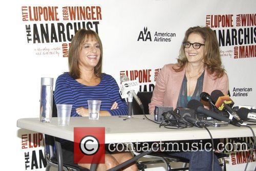 Patti Lupone and Debra Winger 4