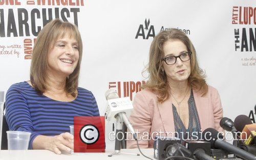 Patti Lupone and Debra Winger 6