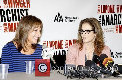 Patti Lupone and Debra Winger 7