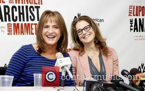 Patti Lupone and Debra Winger 8