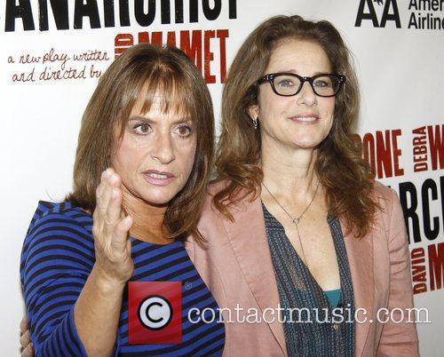 Patti Lupone and Debra Winger 10