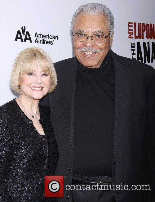 Cecilia Hart, James Earl Jones, Broadway, The Anarchist, Golden Theatre and Arrivals. New York City 3