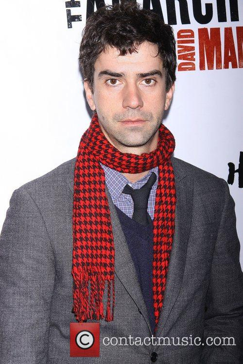 Hamish Linklater, Broadway, The Anarchist, Golden Theatre and Arrivals. New York City 6