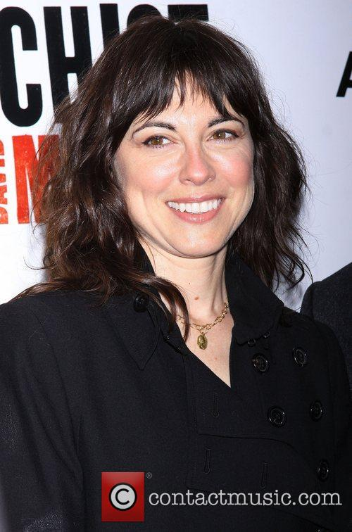 Rebecca Pidgeon, Broadway, The Anarchist, Golden Theatre and Arrivals. New York City 3