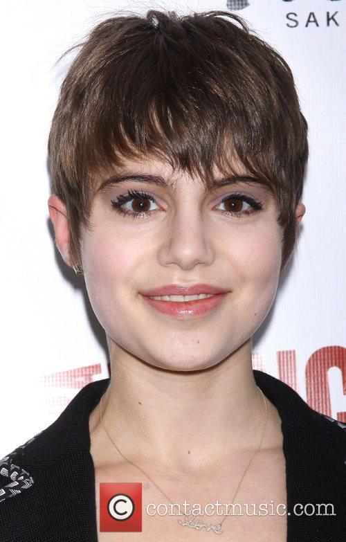 Sami Gayle from the TV show 'Bluebloods' at...