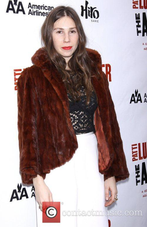 Zosia Mamet, Girls, Broadway, The Anarchist, Golden Theatre and Arrivals. New York City 7