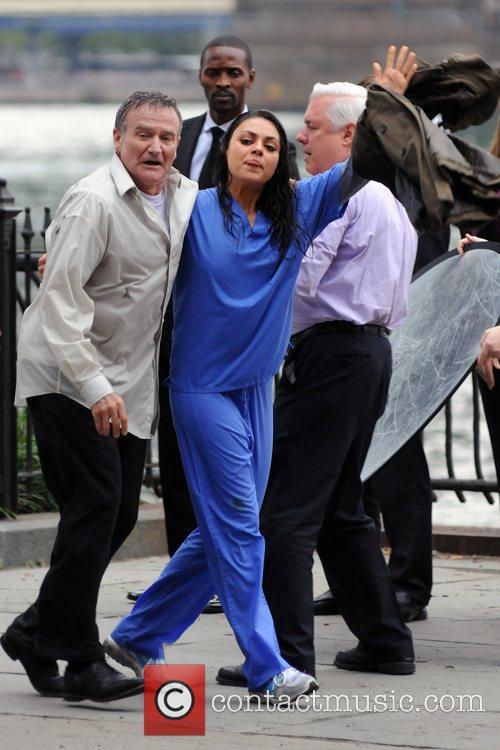 Mila Kunis, Robin Williams, The Angriest Man, Brooklyn and Dumbo 11