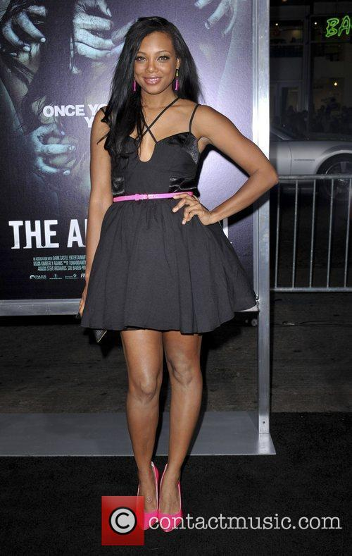 Tiffany Hines  The Los Angeles Premiere of...