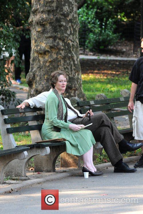 Miranda Otto and Central Park 3