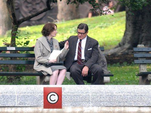 Miranda Otto and Central Park 5