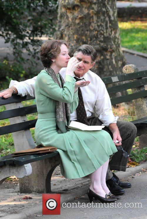 Miranda Otto and Central Park 9