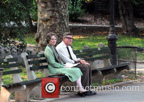Miranda Otto and Central Park 10