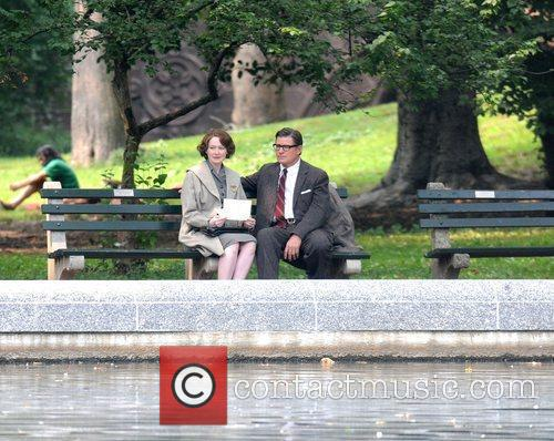 Miranda Otto and Central Park 11