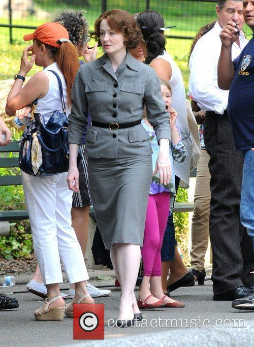 Miranda Otto and Central Park 2