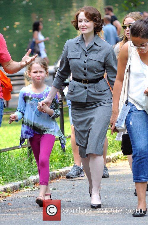 Miranda Otto and Central Park 4