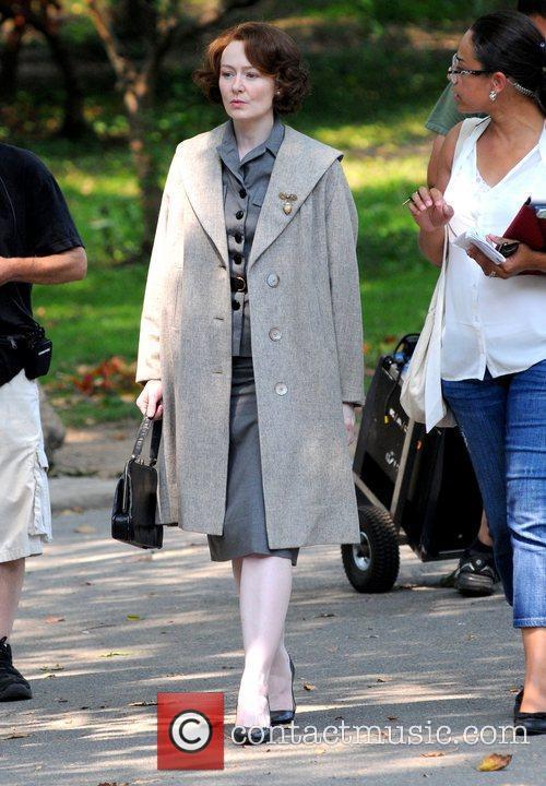 Miranda Otto and Central Park 6