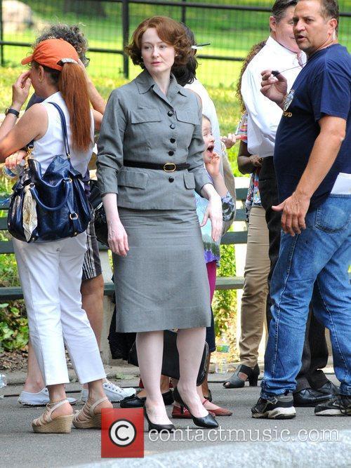 Miranda Otto and Central Park 7