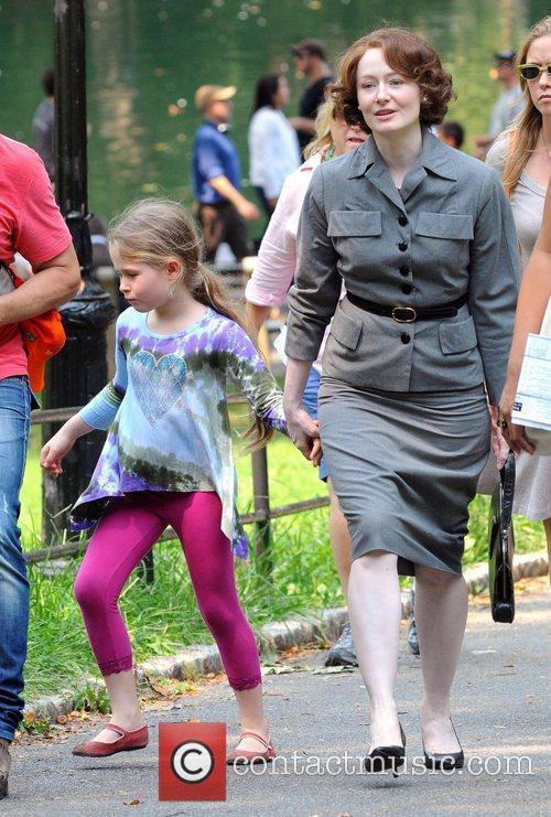 Miranda Otto and Central Park 12