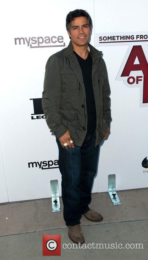 Esai Morales  The Los Angeles Premiere of...