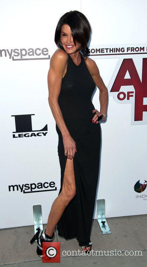Janice Dickinson  The Los Angeles Premiere of...