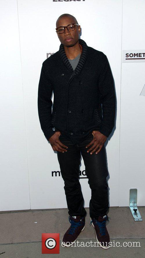 Robbie Jones  The Los Angeles Premiere of...