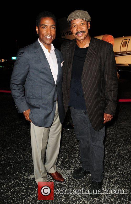 Calvin Hughes and Robert Townsend 8