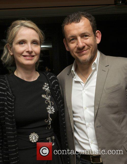 Dany Boon and Julie Delpy The Wrap.com and...